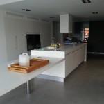 Microcemento Salon cocina