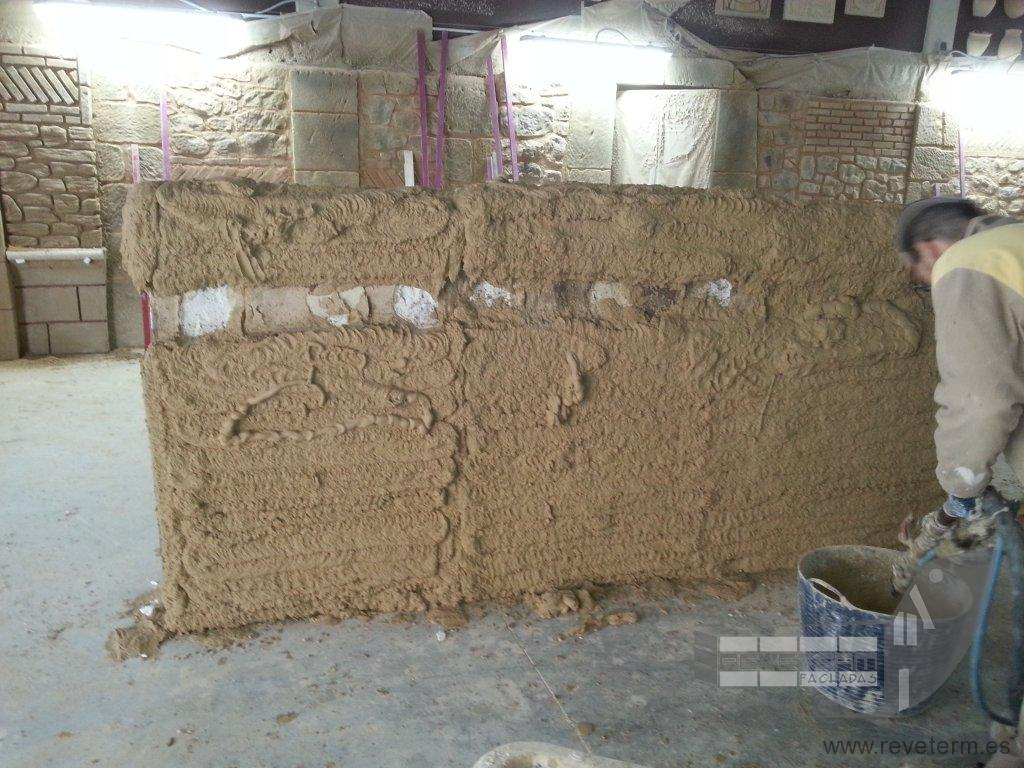 Tematización maderas, en proceso