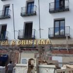 Realización de la obra conservando el Patrimonio Histórico