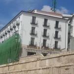 Realización de la obra conservando el Patrimonio Histórico 2