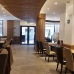 Interior del Hotel Reina Cristina