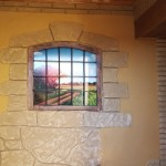 Aprovechamiento de ventana antigua